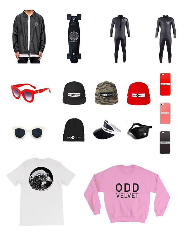 New client brand @odd_velvet . Go follow @odd_velvet for a look into functional and authentic clothing 👌