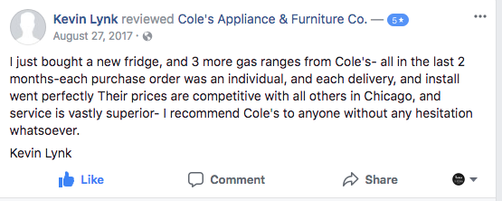 Cole's Review