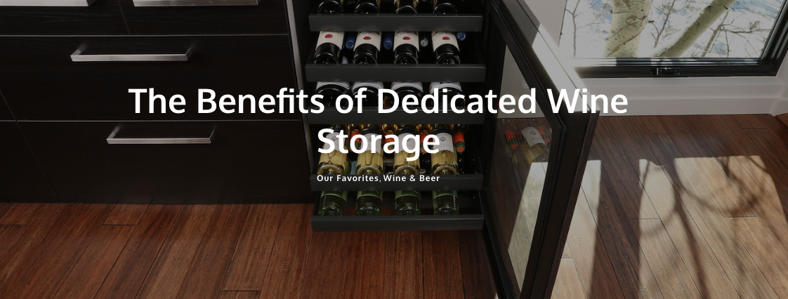 U-line Wine Storage Appliances Chicago