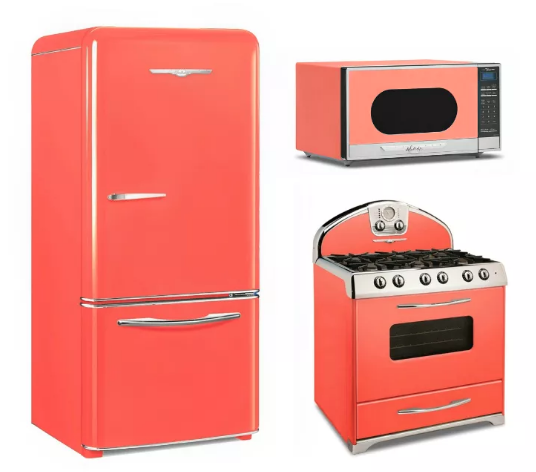 Living Coral Elmira Stoveworks, Northstar Appliances
