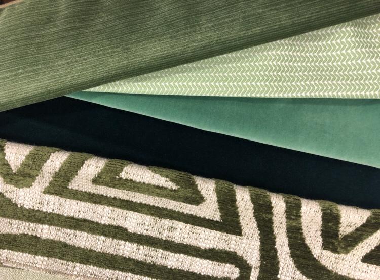 Green Interior Trends 2019