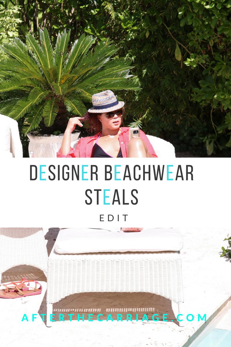 Designer Beachwear Steals