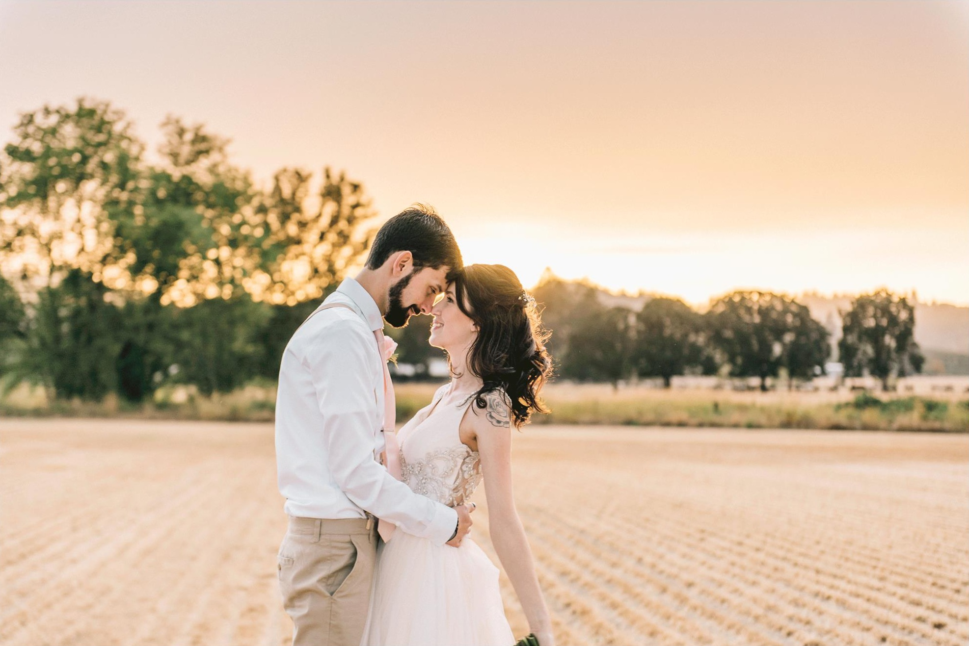 Sample gallery:Kimberly Farms wedding -