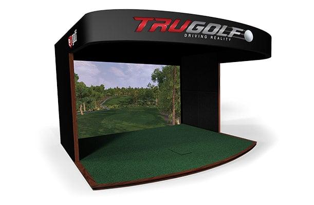 Trugolf Premium Commercial Simulator