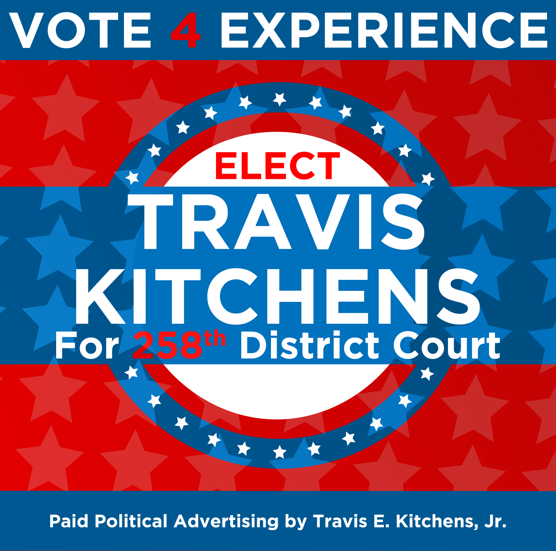Texas Political Ad