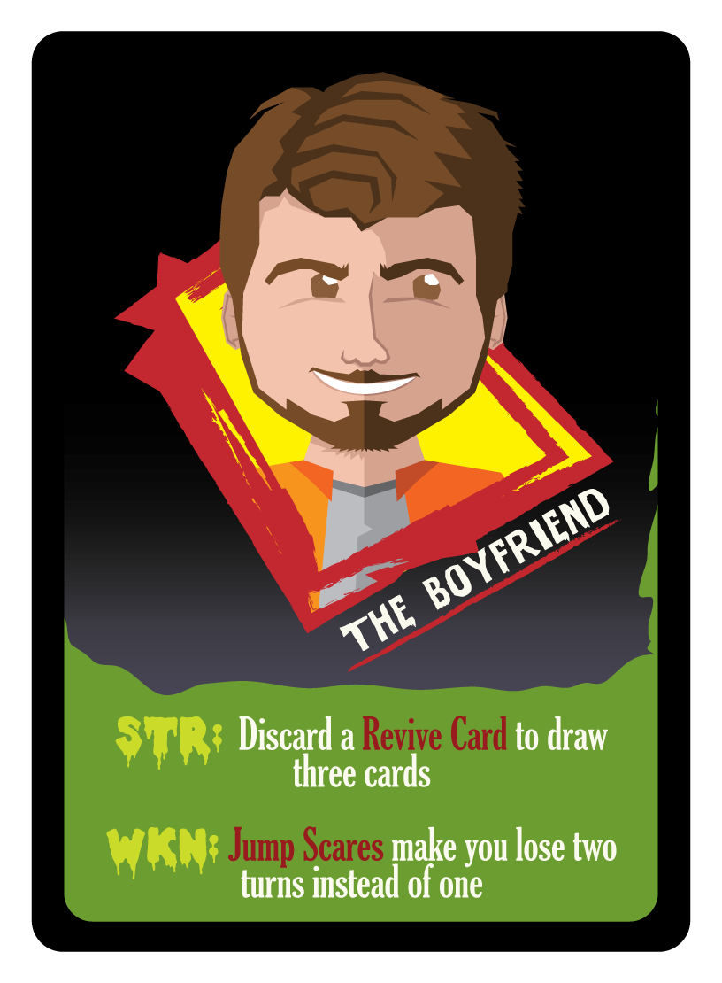 Horror Card Game