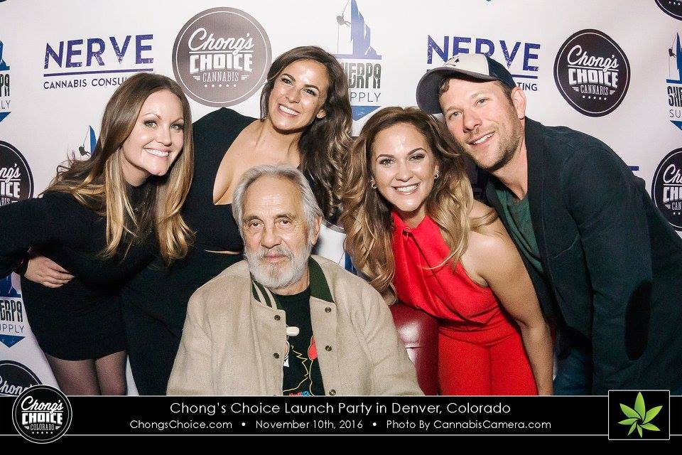 Nerve Consulting and Chong's Choice