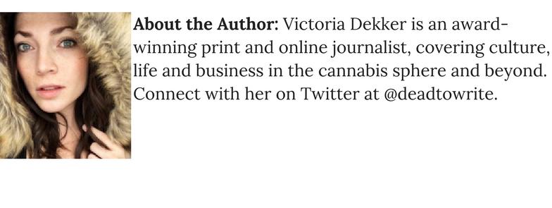 Victoria Dekker for the Her(B) Life