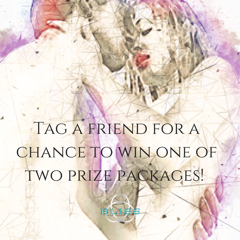 Find this image on Facebook or Instagram and tag a friend to win!