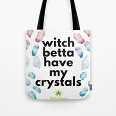BRB adding this tote to my wishlist...