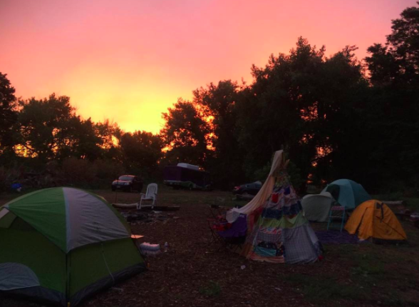 Green Lodge Retreat. Image via  Instagram
