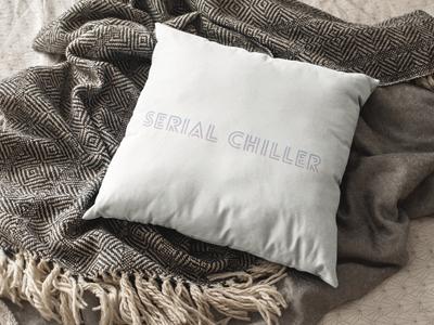 Serial Chiller Pillow