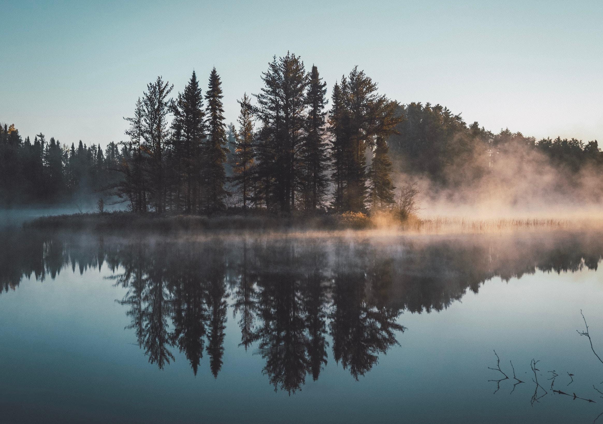 Ontario. Photo by  Juan Davila on  Unsplash