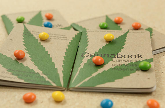 Take note with Cannabook