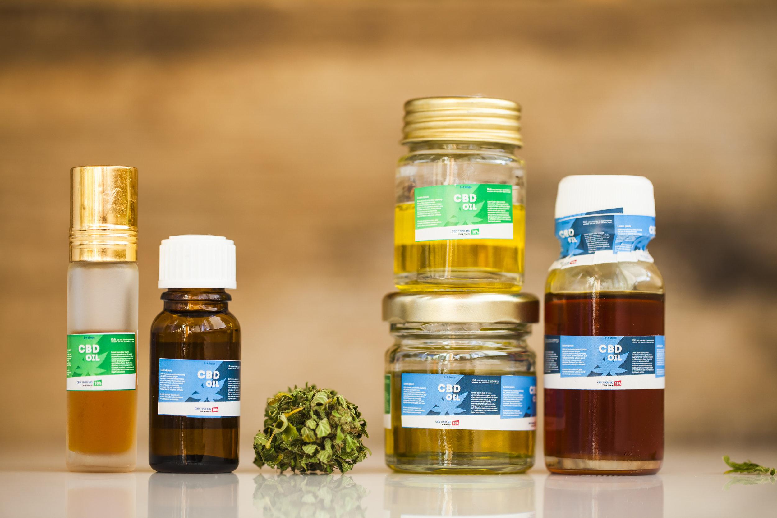 cbd based products