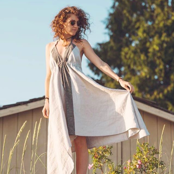 The Dawn Dress  Photograoher: @davidjackbarry
