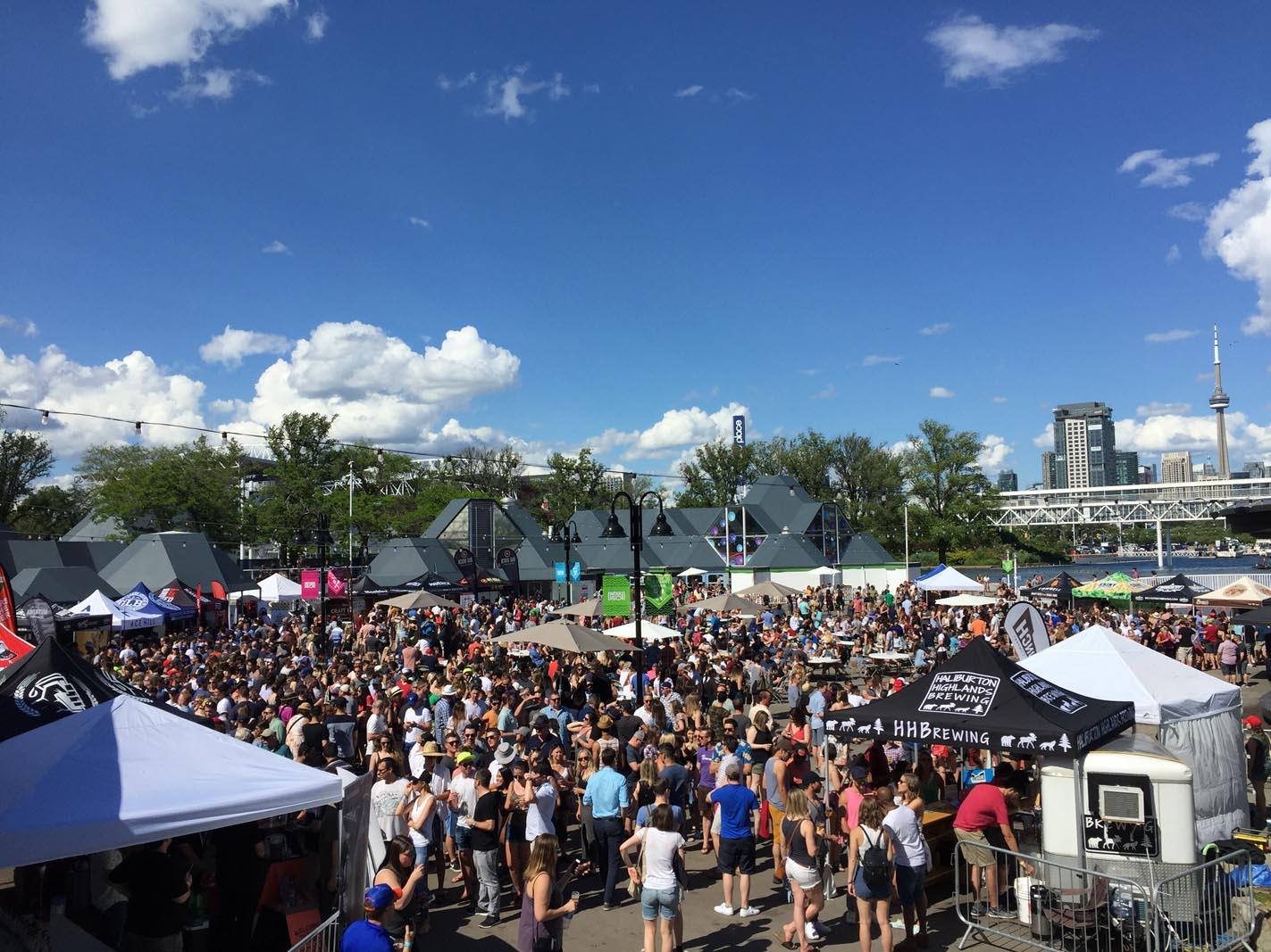 Toronto's Craft Beer Festival