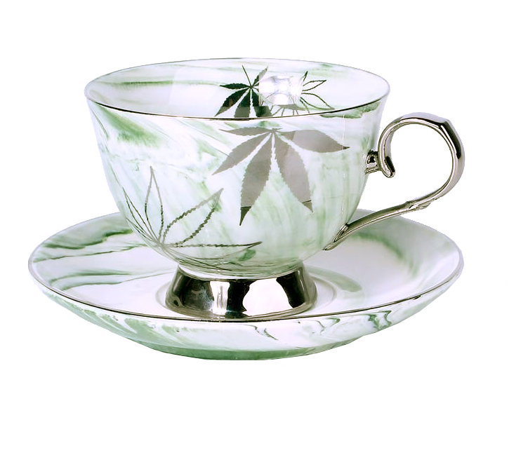 Primavera Tea Cup Set by FashionablyHigh