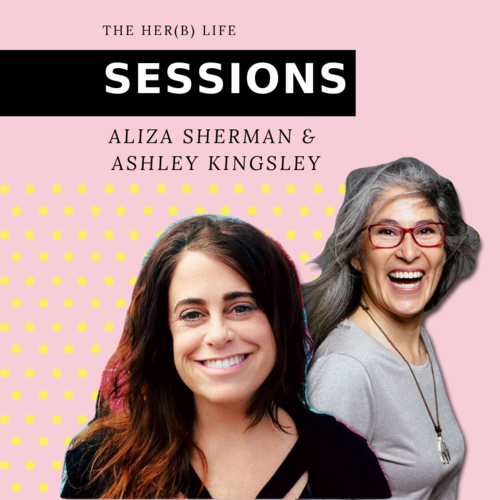 Listen in on Aliza Sherman and ashley Kingsley's Her(B) Life Session  here