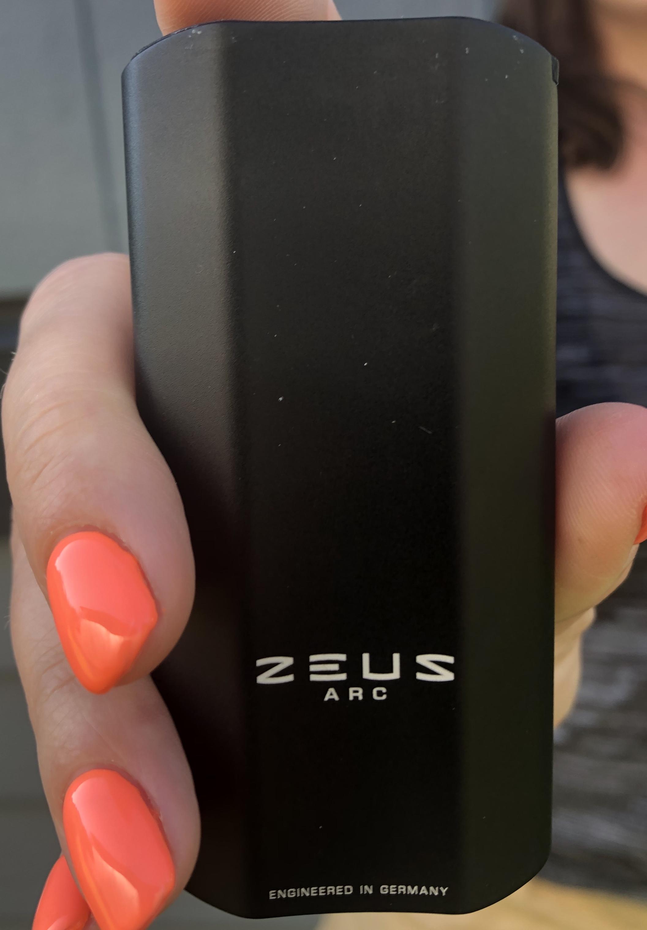 Zeus Arc Vaporizer