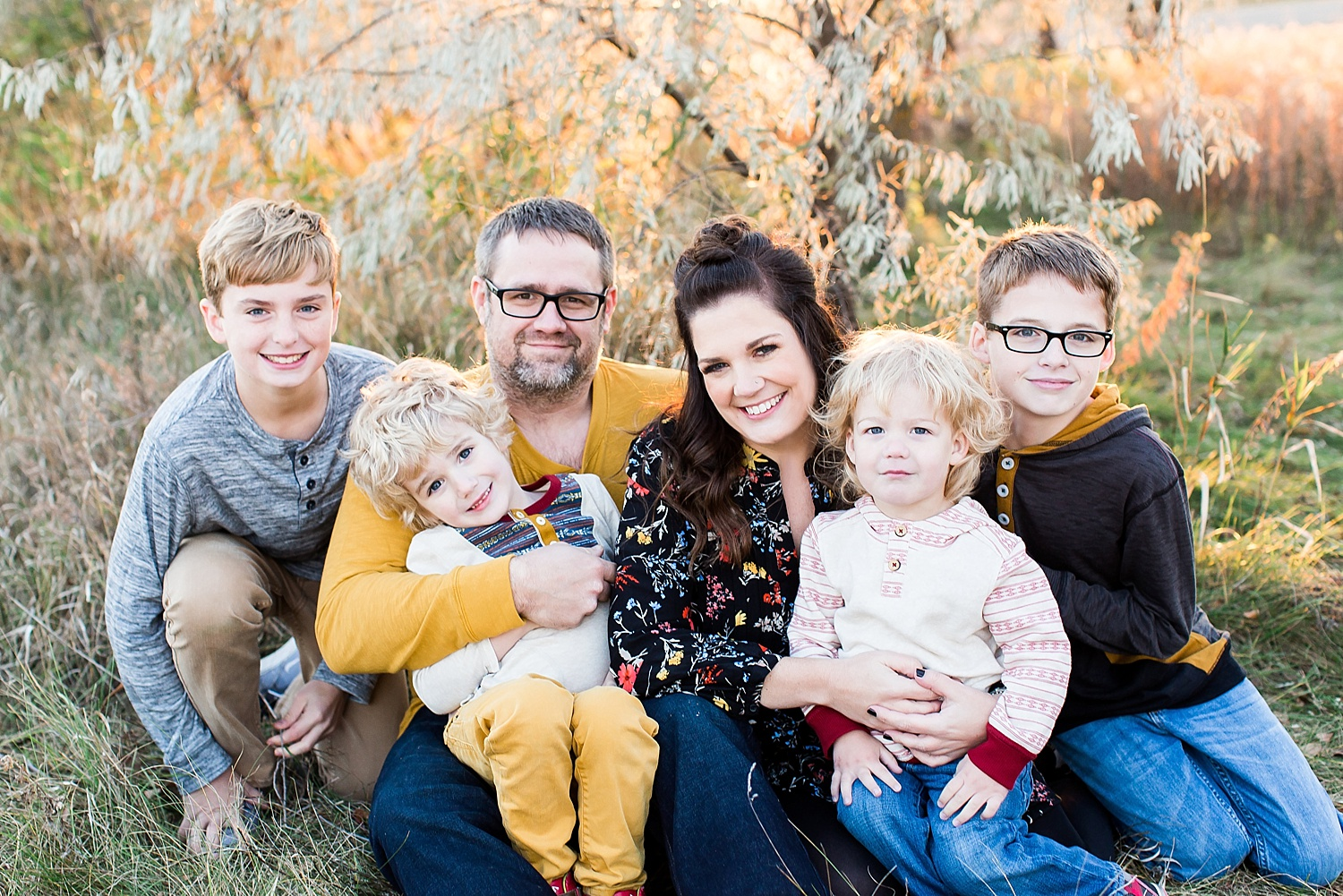 Family of Janna Sagvold Photographer Fargo ND photographer Janna Sagvold Photography