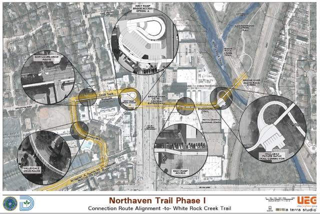 Northaven Trail Phase 1