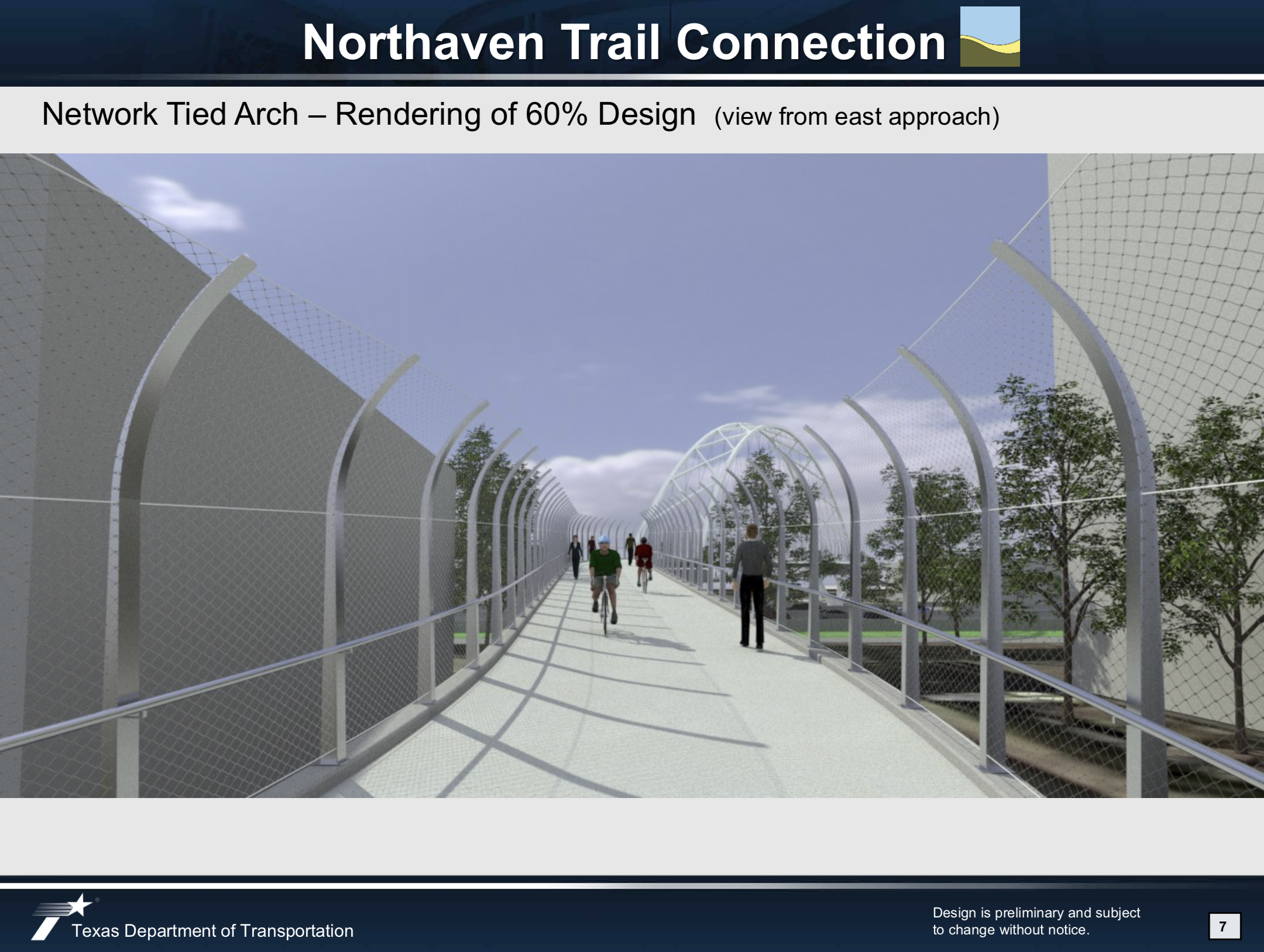 Plans for the Trail — Friends of Northaven Trail