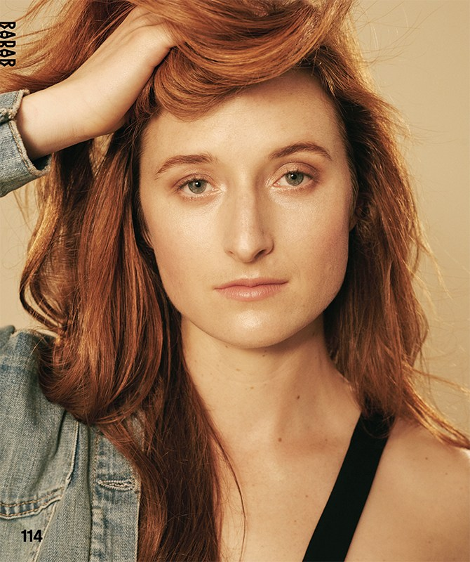 Grace Gummer NYLON Photography Sacha Maric