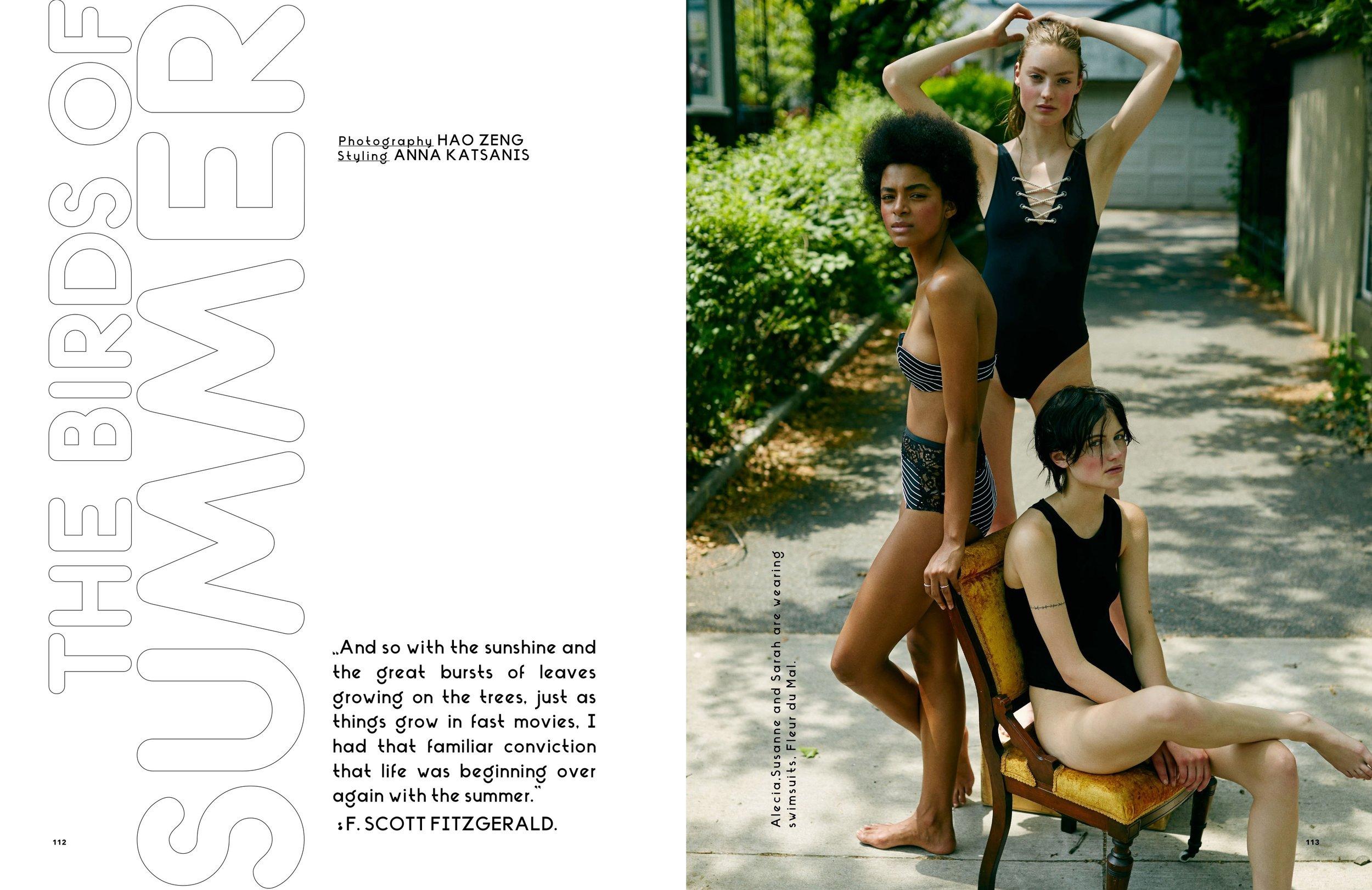 BLVD Magazine Hao Zheng