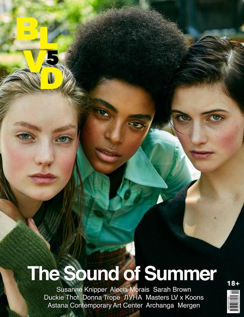 BLVD Magazine Dimitri Hyacinthe