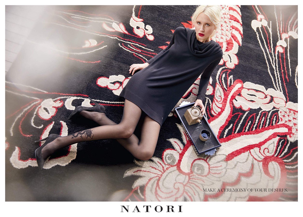 Natori Fall 2017 Campaign Photography Caroline Knopf