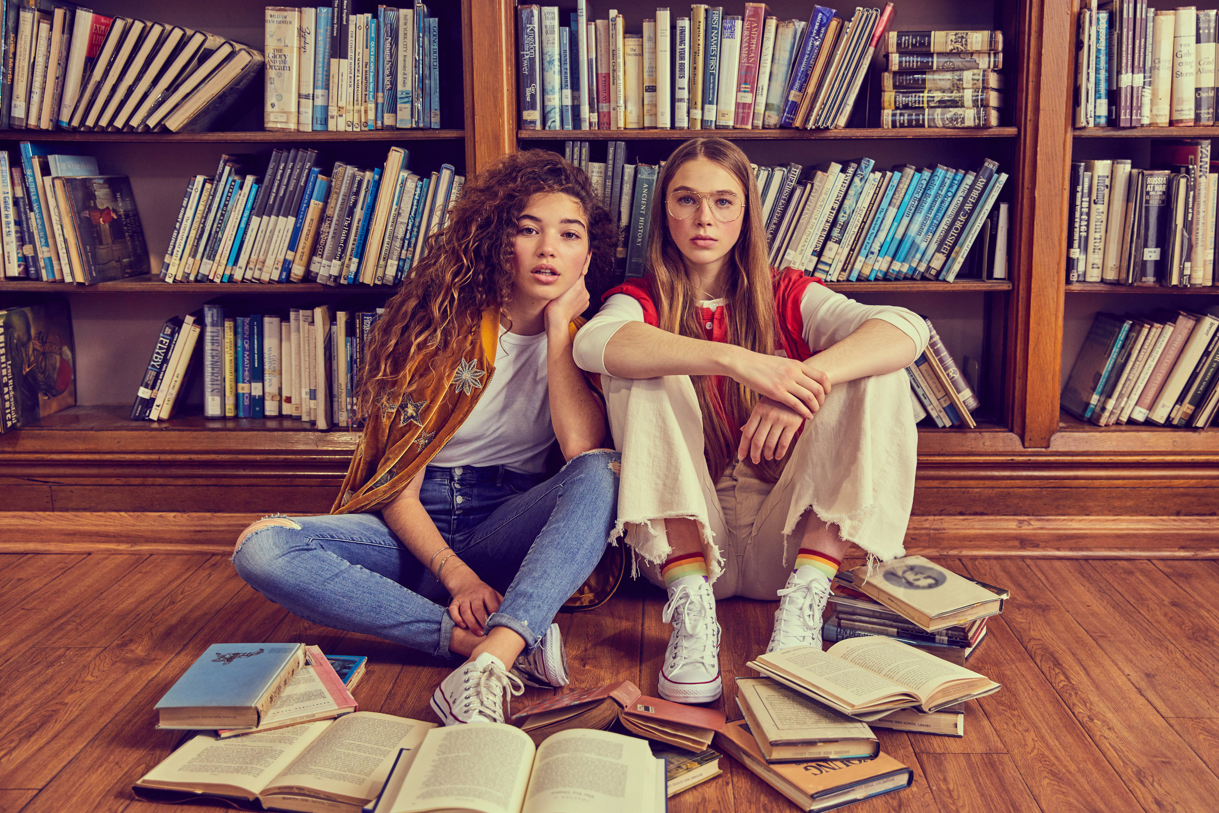 Seventeen x Converse Amanda Pratt