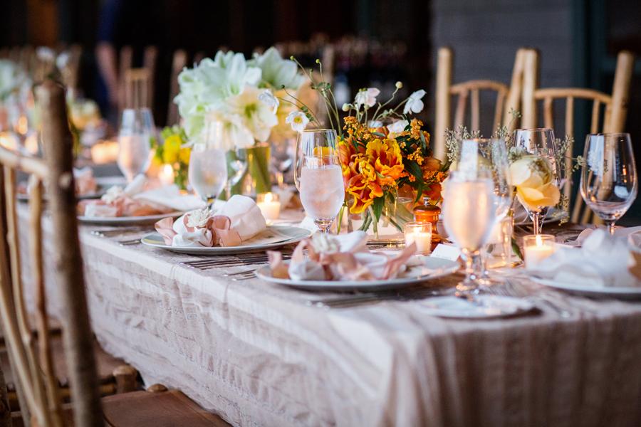 Renaissance Floral Design- Lake Placid Lodge Wedding