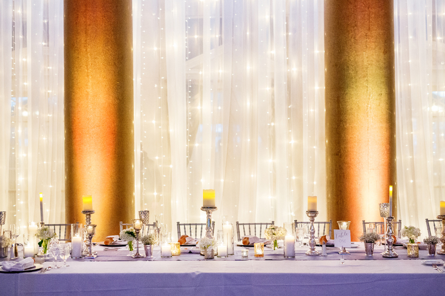 Heavenscent Floral Art-A Hall of Springs Wedding