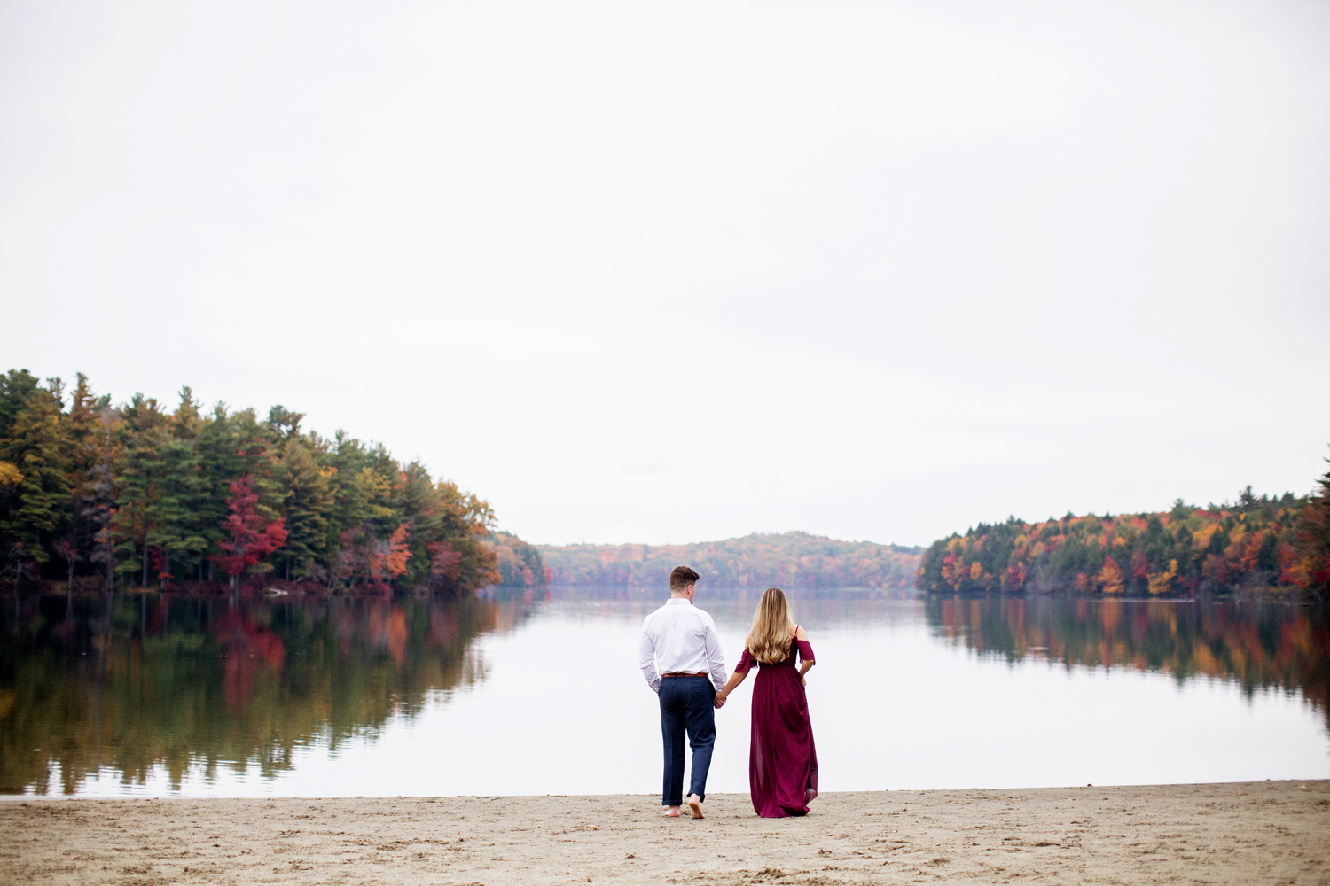 Saratoga NY Fall engagement Photographer01.jpg