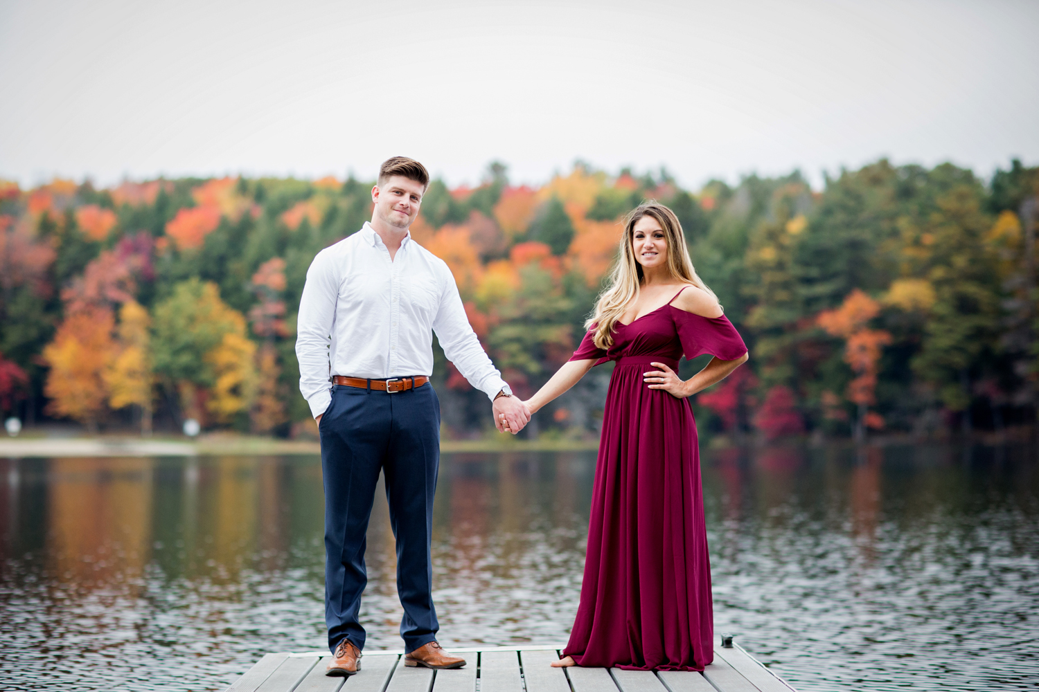 Saratoga NY Fall engagement Photographer13.jpg
