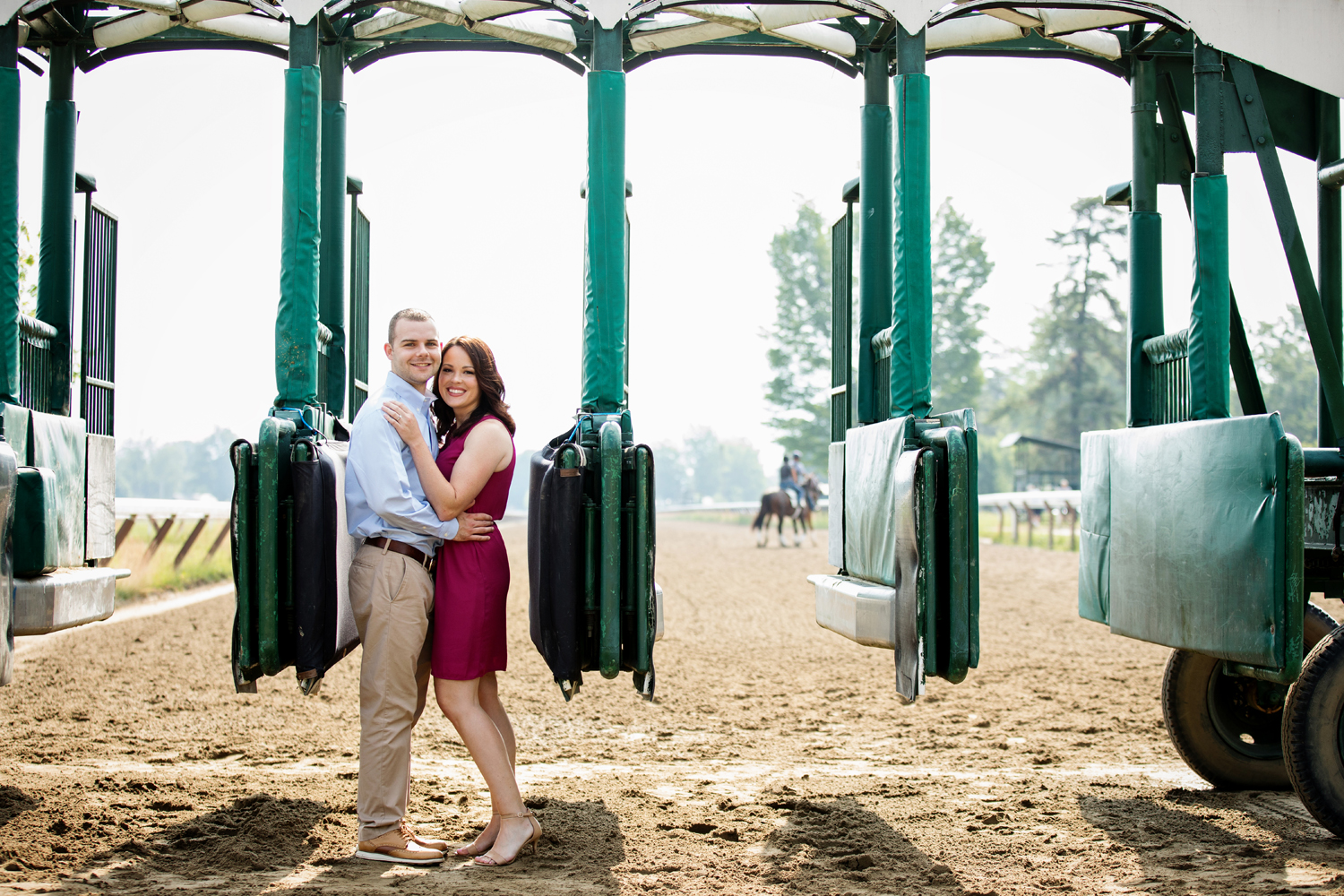 Saratoga NY Engagement and Horse Photography22.jpg