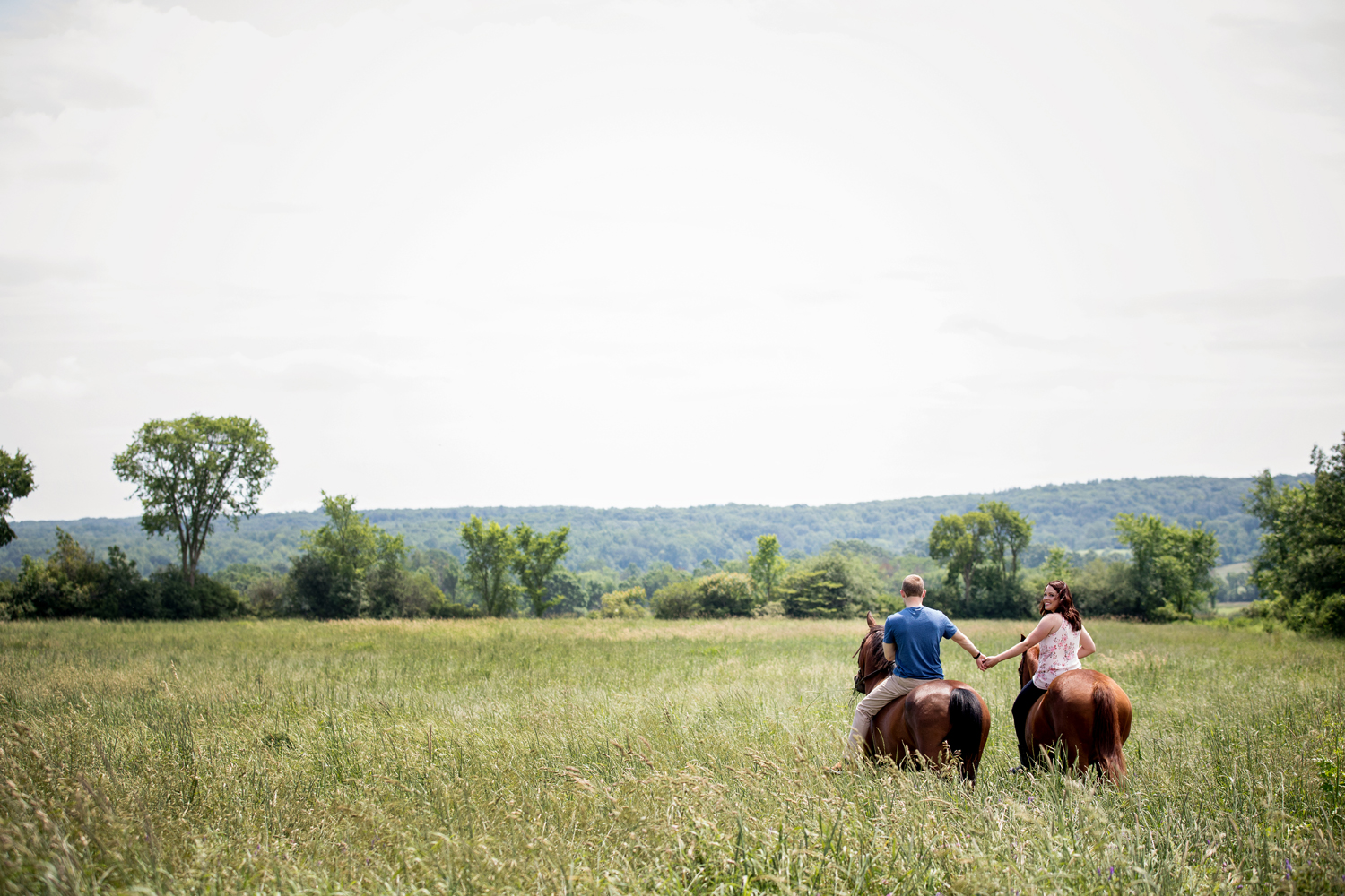 Saratoga NY Engagement and Horse Photography33.jpg