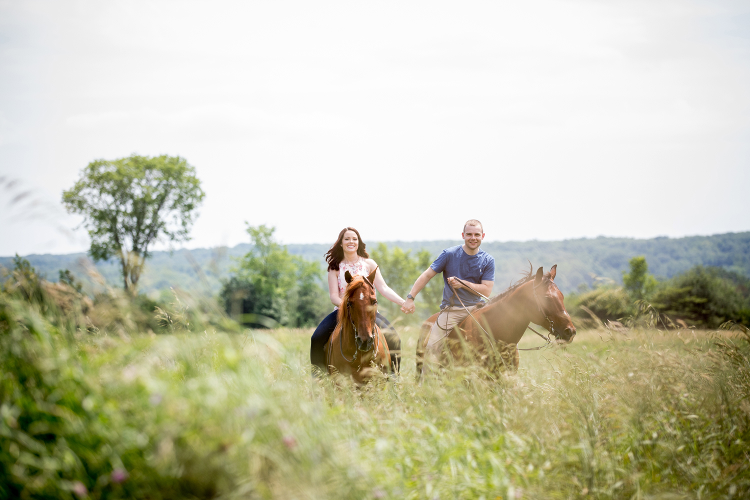 Saratoga NY Engagement and Horse Photography34.jpg