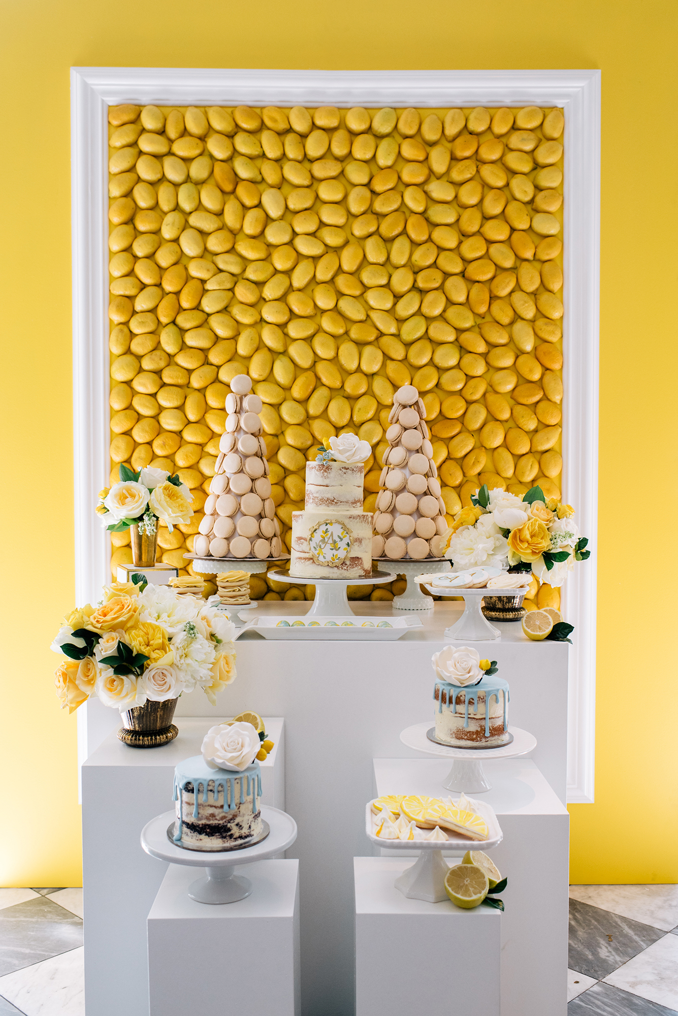 lemon-bridal-shower-brunch