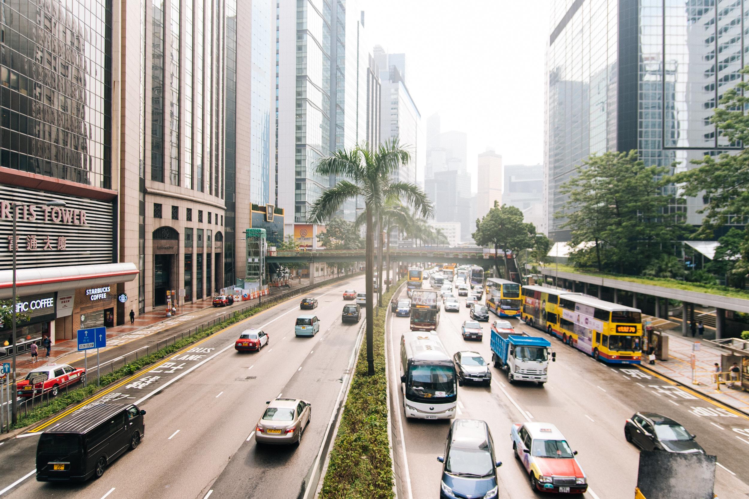 Hong Kong - (COMING SOON)
