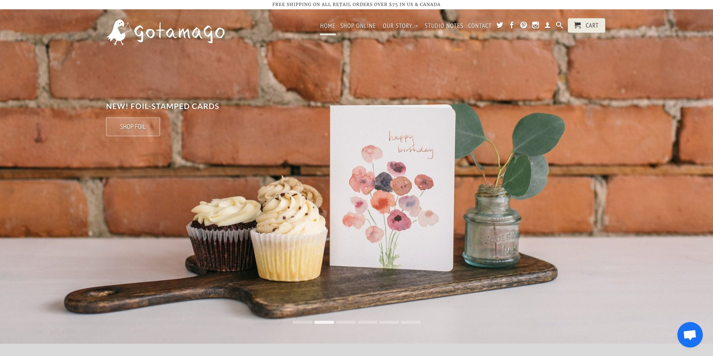 Gotamago - Beautiful Gift Cards for All Occasions