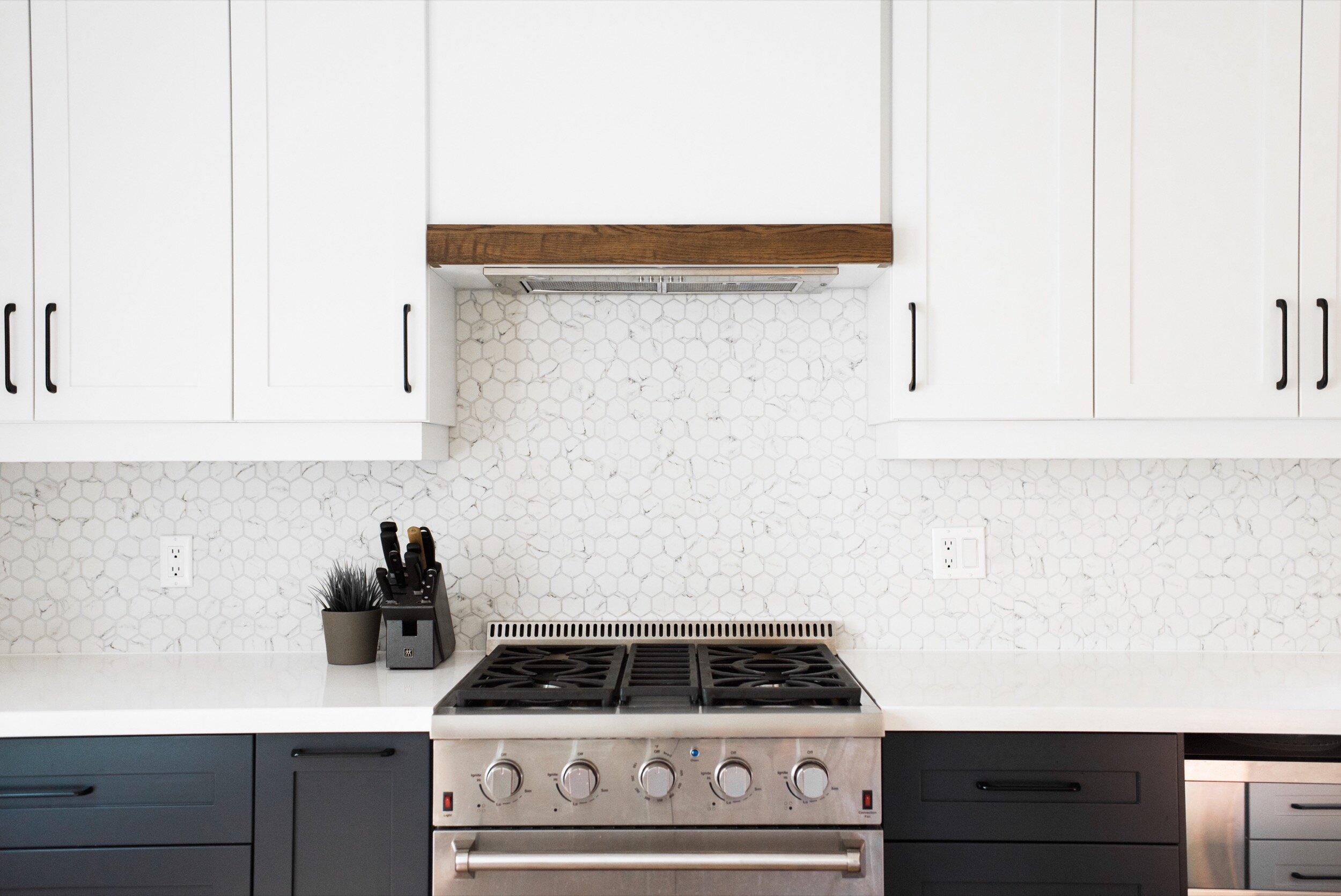 Backsplash: Ciot Stone & Tile