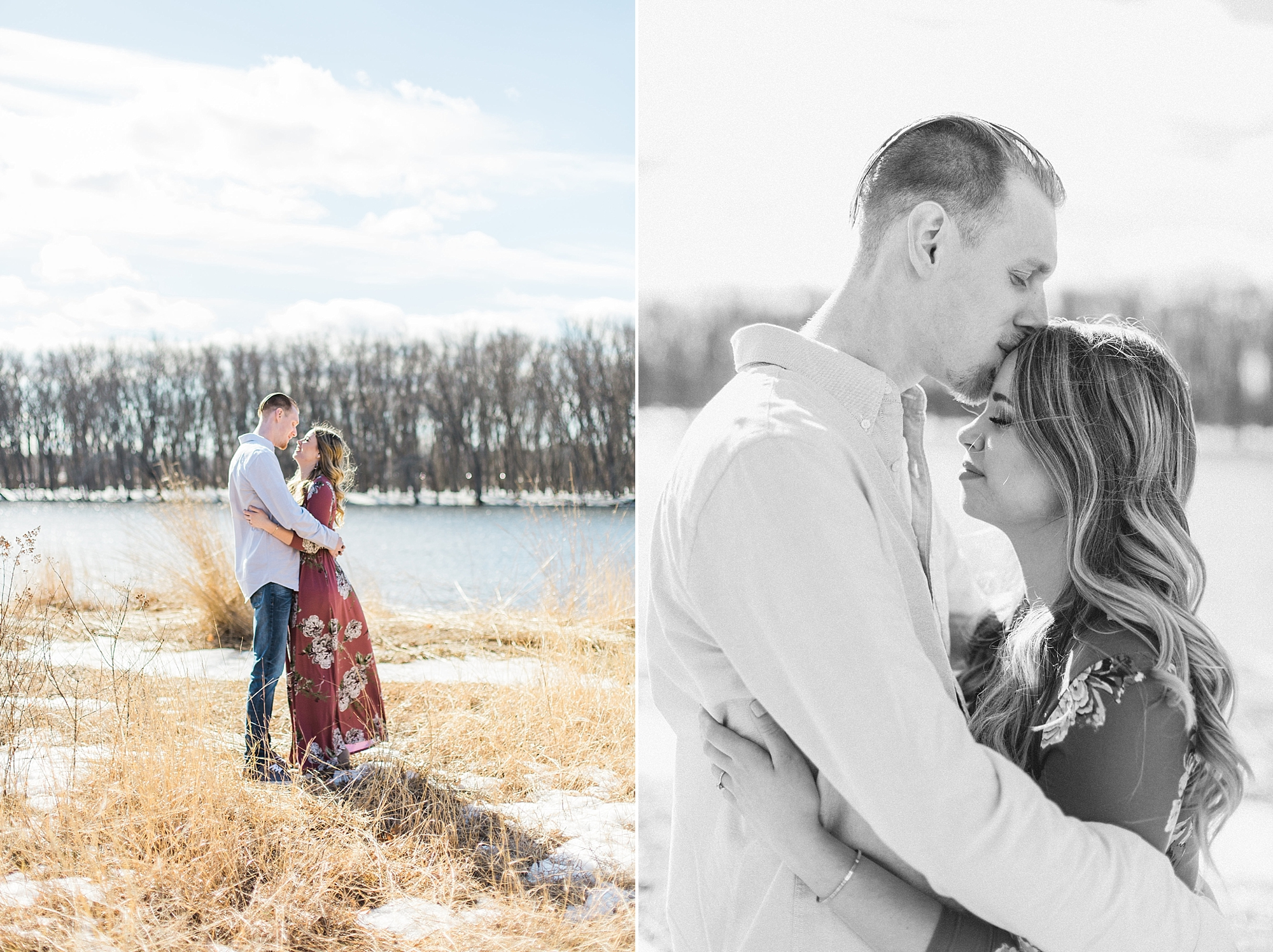 Conservation Center, Concord, NH Photo Session | New Hampshire Engagement Session | New Hampshire Wedding Photographer | New England Wedding Photographer | Madison Rae Photography