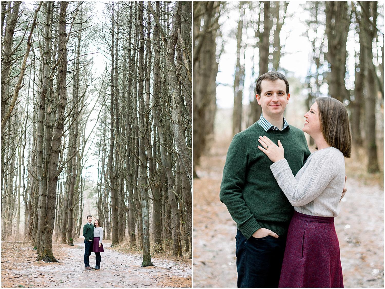 Conservation Center, Concord New Hampshire - Engagement Photos - New Hampshire Wedding Photographer