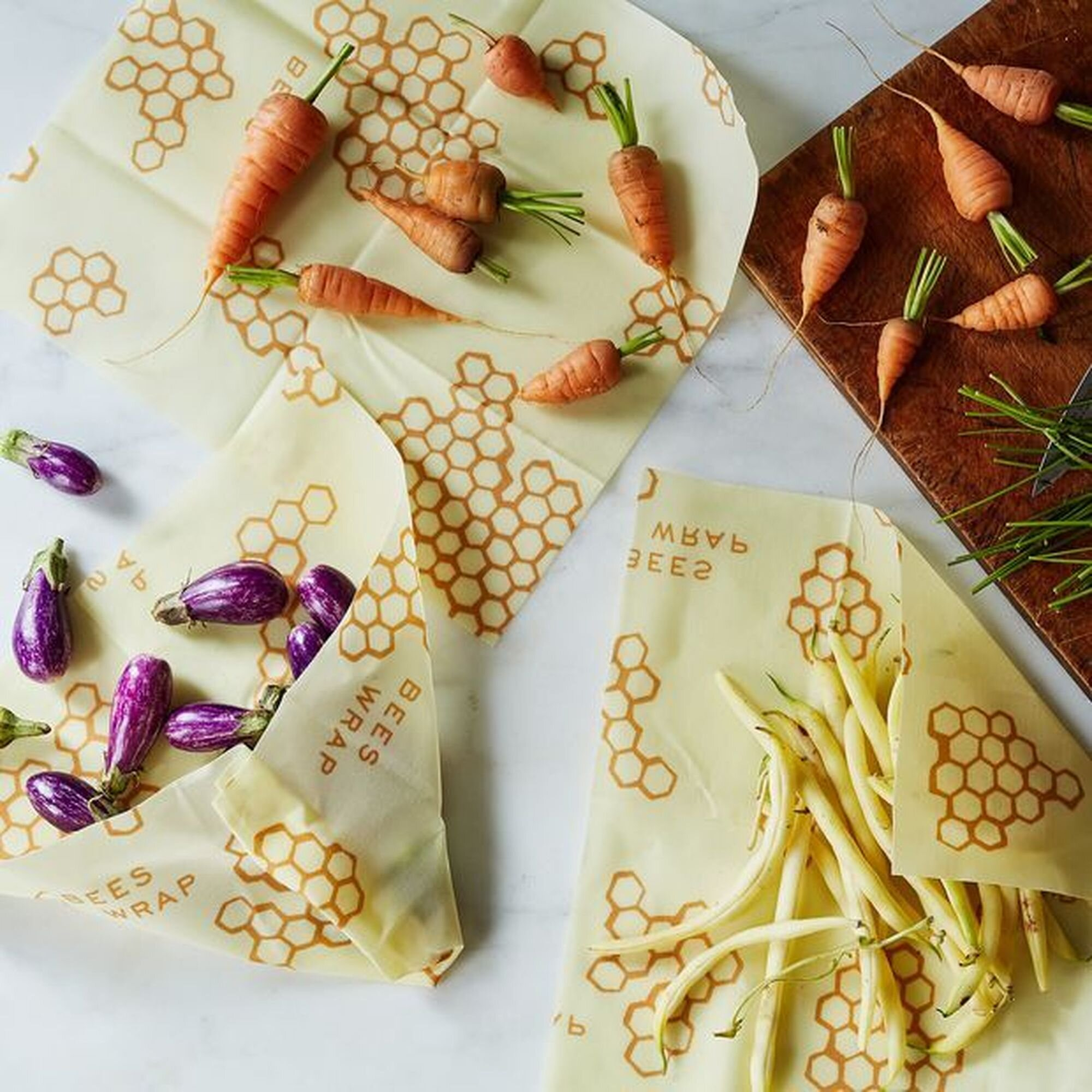 Bee's Wrap Reusable Food Wraps
