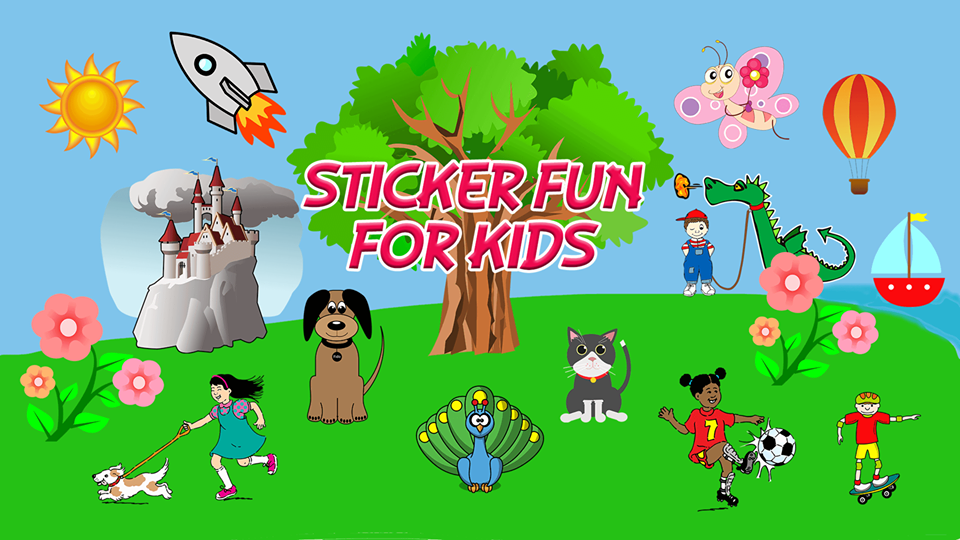 Sticker Fun for Kids