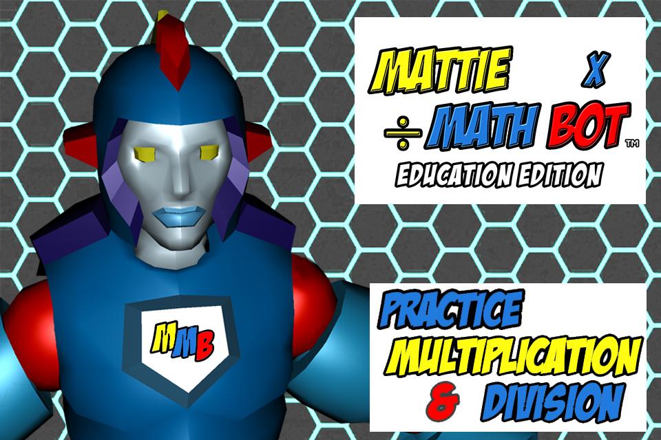 Mattie Math Bot - Educational Version