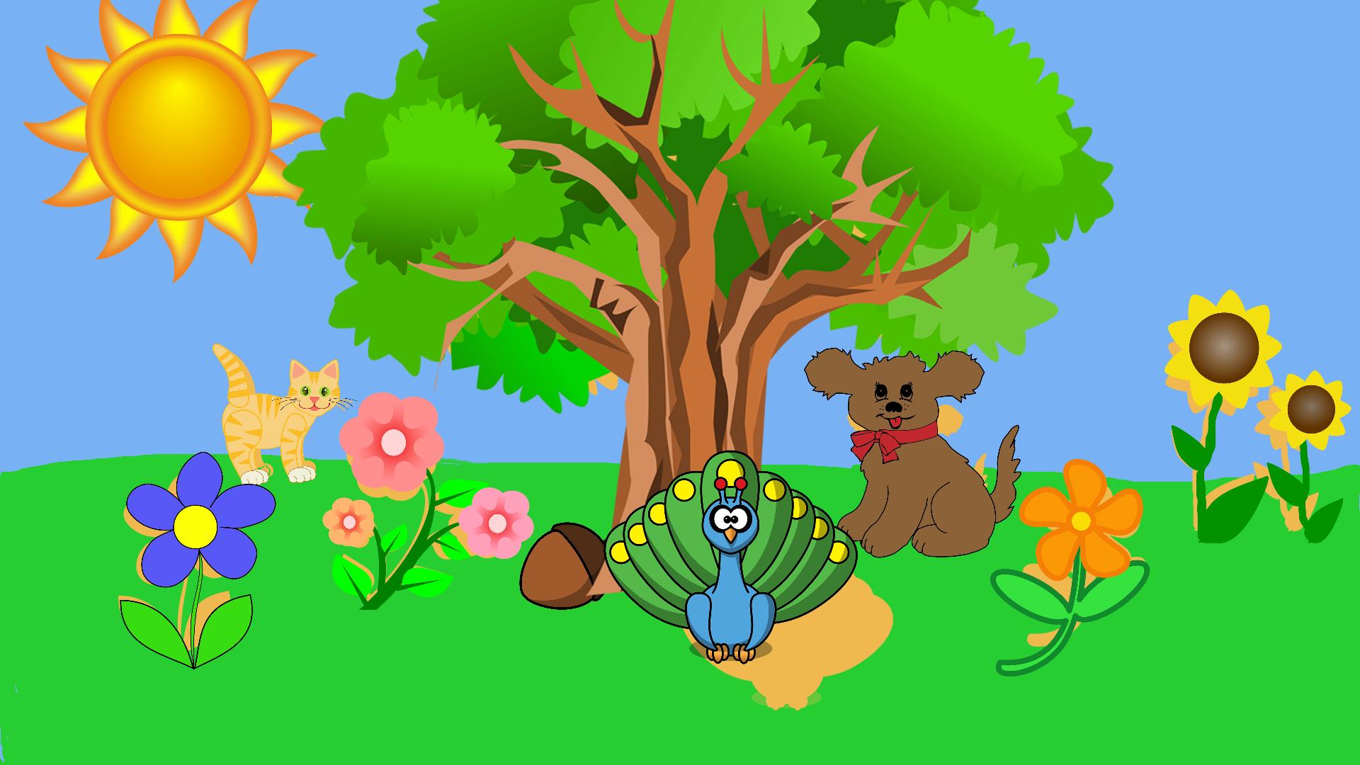 Kids Paint In Progress Sticker Page screenshot.png