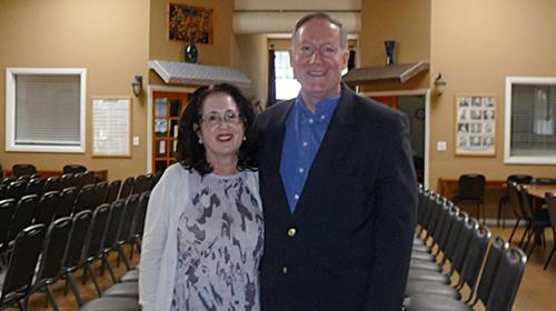 Donn & Sharon Weinberg